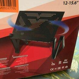 Кронштейны, держатели и подставки - Столик для ноутбука CROWN CMLS-103 черный, 0
