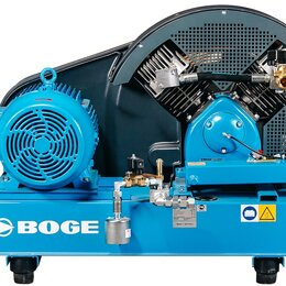 Автокресла - BOGE KOMPRESSOREN Otto Boge GmbH Co. KG Компрессор SRHV 470-10, 0