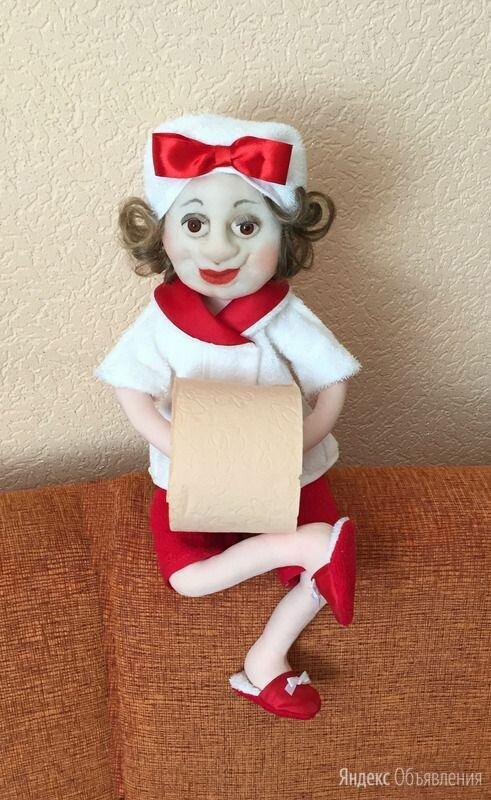 Держатель для туалетной бумаги  по цене 1600₽ - Держатели и крючки, фото 0