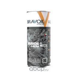 Масла, технические жидкости и химия - Моторное масло bravoil , 0
