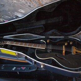Электрогитары и бас-гитары - Burny RFA-75 + Гофр (Обмен есть), 0