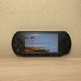 Игровые приставки - Игровая приставка PSP-E1008 (Т-8103)     , 0