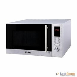 Микроволновые печи - Микроволновая печь KORTING KMO 823 XN, 0
