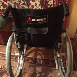 Приборы и аксессуары - Коляска инвалидная , 0