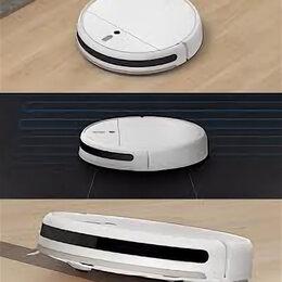 Роботы-пылесосы - Робот-пылесос с функцией влажной уборки, 0