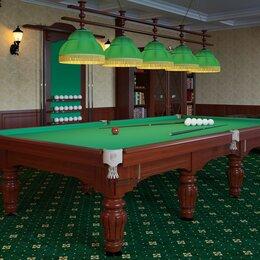 Столы - Бильярдные столы Барон 12 ф  профессиональная серия  продам, 0