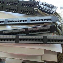 Прочее сетевое оборудование - Патч-панель RiT Giga, 1HU, 24xRJ45 (p/n:R3881124A), 0