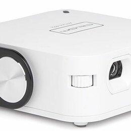Проекторы - Видеопроектор ATOM-812, DLP, RK3128, 4200mAh, 0