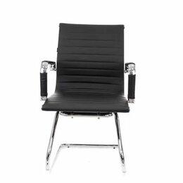 Компьютерные кресла - Кресло Everprof Leo CF Экокожа Черный, 0