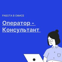 Консультанты - Оператор-консультант , 0