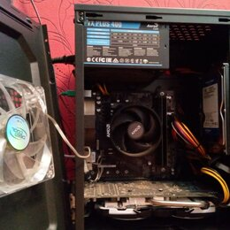 Настольные компьютеры - Игровой системный блок AMD, 0