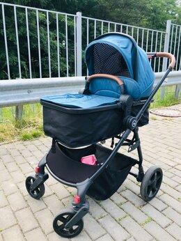 Коляски - Коляска-трансформер happy baby lovetta 2в1, 0
