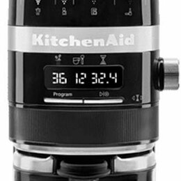 Кофемолки - Кофемолка KITCHENAID 5KCG8433EOB, 0