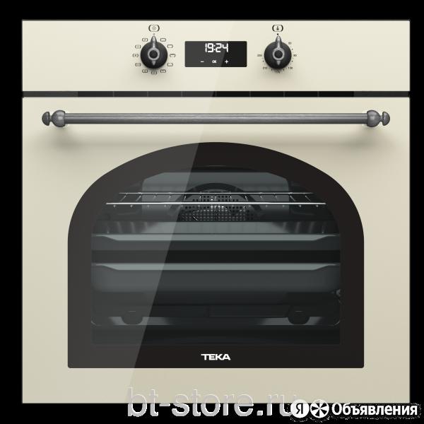 Духовой шкаф Teka HRB 6400 VNS Silver по цене 44640₽ - Духовые шкафы, фото 0