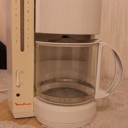 Кофеварки и кофемашины - Капельная кофеварка Moulinex R55, 0