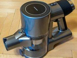 Вертикальные пылесосы - Беспроводной пылесос Clever&Clean HV-450 (5in1), 0