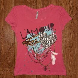Футболки и майки -  футболка для девочек, 0