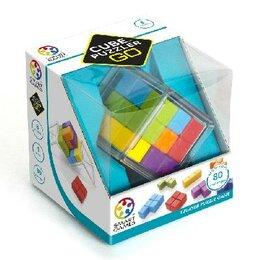 Головоломки - Логическая игра Bondibon IQ-Куб GO, арт. SG412 RU., 0