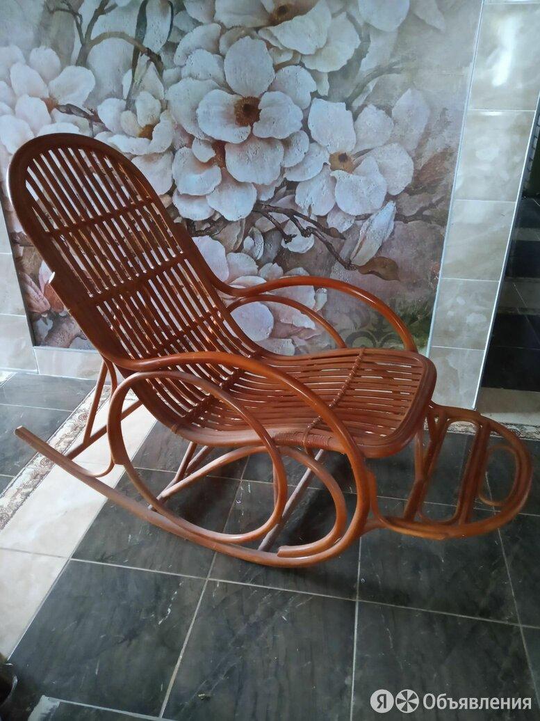 Кресло качалка по цене 8000₽ - Кресла и стулья, фото 0