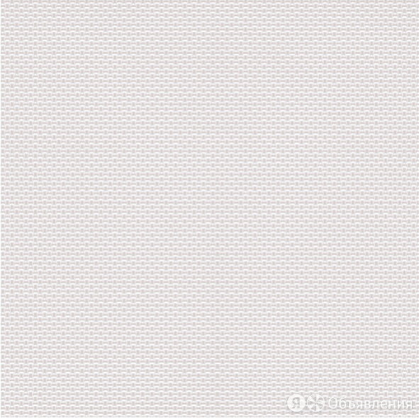 *Плитка напольная КЕРАМИН Ирис 7П (400х400х8) белая (кв.м.) по цене 859₽ - Плитка из керамогранита, фото 0