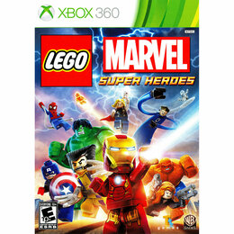 Игры для приставок и ПК - LEGO Marvel Super Heroes (Xbox 360), 0