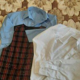 Рубашки - Рубашка для мальчиков146р, 0