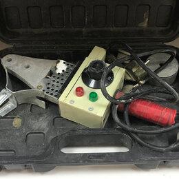 Аппараты для сварки пластиковых труб - Аппарат для раструбной сварки Оптима SO-WP100, 0