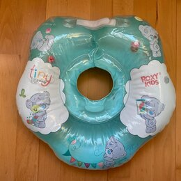 Круги на шею - Круг для купания малышей Roxy-kids, 0