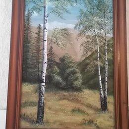 Картины, постеры, гобелены, панно - Картина маслом, 0