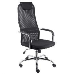 Компьютерные и письменные столы - Кресло Everprof EP-708 TM Сетка Черный, 0