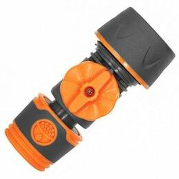 Шланги и комплекты для полива - Belamos Коннектор с краном (5003Е), 0