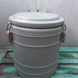 Термосы и термокружки - Армейский термос для еды 20 литров, 0