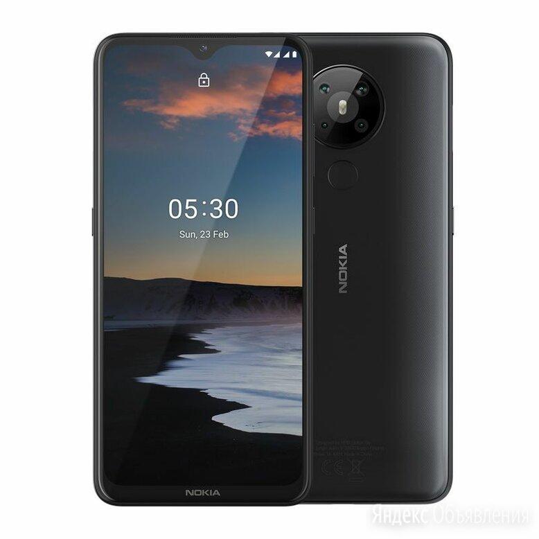 """Nokia 5.3  (3+64GB) 6.55"""", NFC + чехлы по цене 7600₽ - Мобильные телефоны, фото 0"""