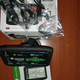 GPS-навигаторы - Навигатор navitel МS400, 0