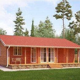 Готовые строения - Каркасный дом 8.5х10.5 90м2, 0