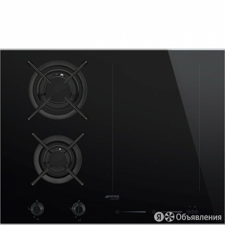 SMEG PM6621WLDX по цене 152490₽ - Плиты и варочные панели, фото 0