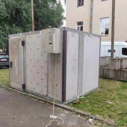 Холодильные шкафы - Холодильная камера кх 10.28м3, 0