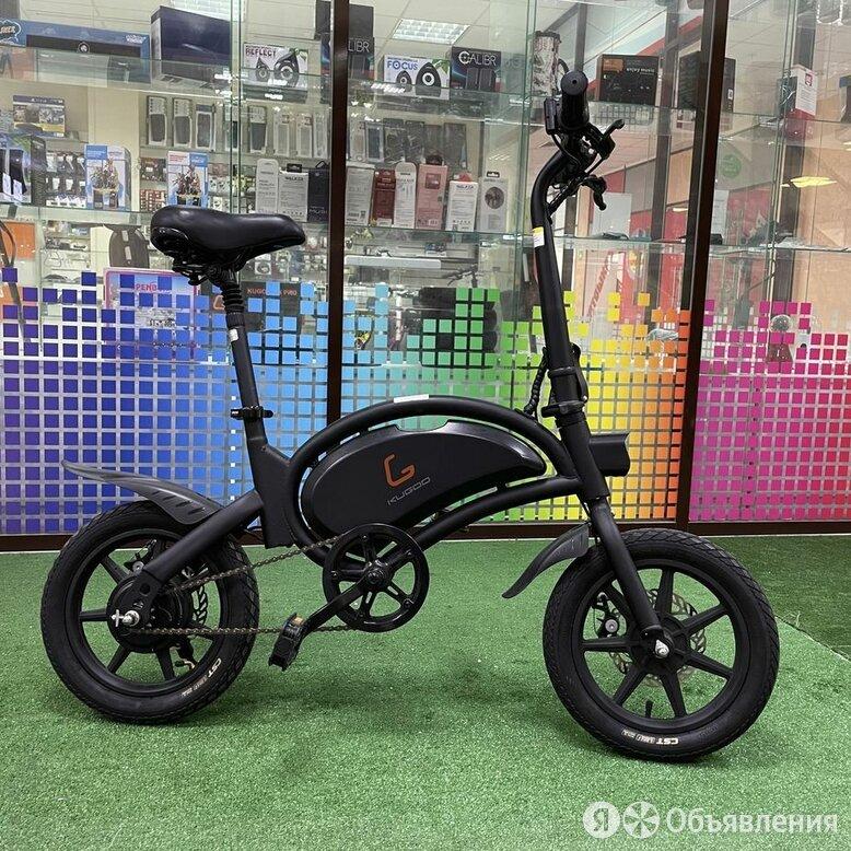 Электровелосипед Kugoo V1 по цене 29900₽ - Самокаты, фото 0