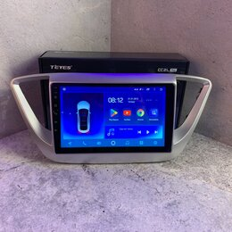 Автоэлектроника и комплектующие - Hyundai Solaris 2 Teyes Мультимедия , 0