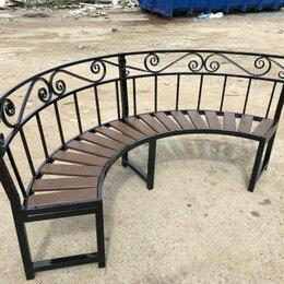 Скамейки - Садовая мебель, скамейка, мостик, пергола, 0