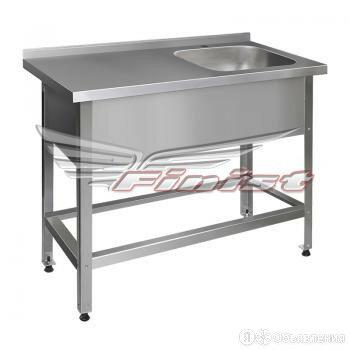 Ванна моечная со столом ВМНсц-1 (1400х700х860) по цене 25900₽ - Прочее оборудование, фото 0