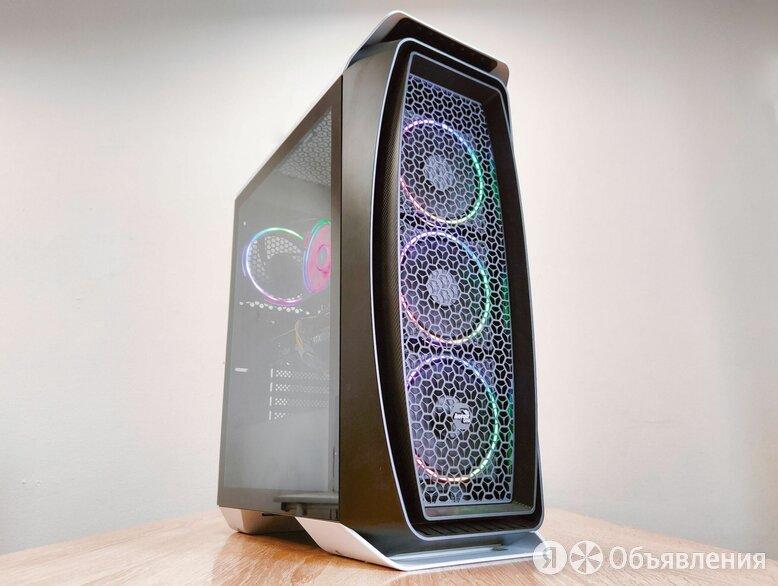 Компьютер для игр и работы Ryzen 5 3600 и видеокарта EVGA RTX 3060 12GB  по цене 99900₽ - Настольные компьютеры, фото 0