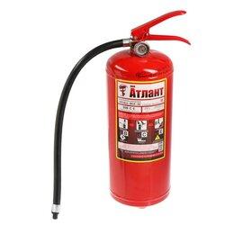 Противопожарное оборудование и комплектующие - Огнетушитель порошковый 'Атлант' ОП-4 (з), ВСЕ, 0