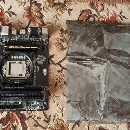 Прочие комплектующие - Материнская плата + Оперативная память + Процессор + Кулер , 0