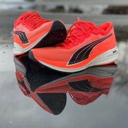 Обувь для спорта - Мужские кроссовки Puma Deviate Nitro, 0