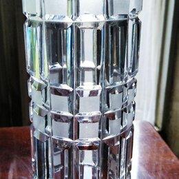 Вазы - Хрустальная бу  ваза для цветов, 0