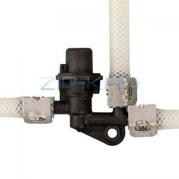 Электромагнитные клапаны - Клапан Т-образный Jura серия Z/X cod.66360, 0