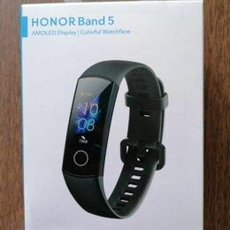 Умные часы и браслеты - Фитнес браслет Honor Band 5 (комплект) , 0