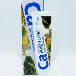 Зубная паста - Зубная паста с кальцием для профилактики кариеса Mukunghwa Calcium Health Clinic, 0