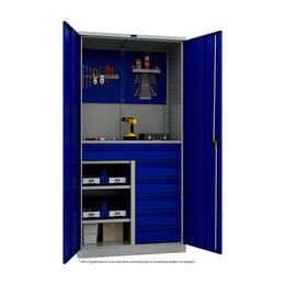 Шкафы для инструментов - Шкаф инструментальный TC 1995-121215, 0